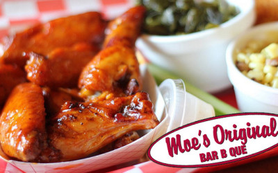 Moes Original BBQ